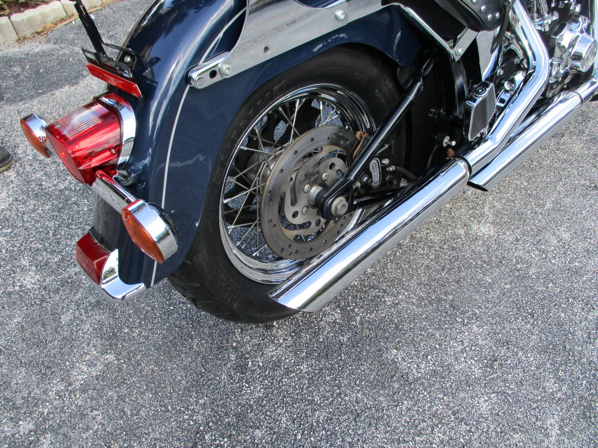 2009 Harley-Davidson Heritage Softail® Classic in Clermont, Florida - Photo 6