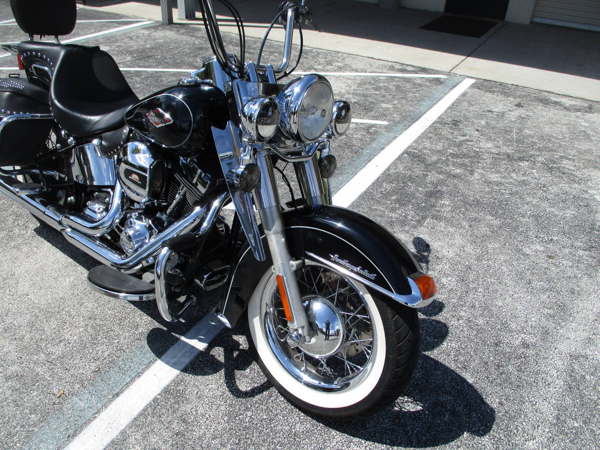 2012 Harley-Davidson Heritage Softail® Classic in Clermont, Florida - Photo 2