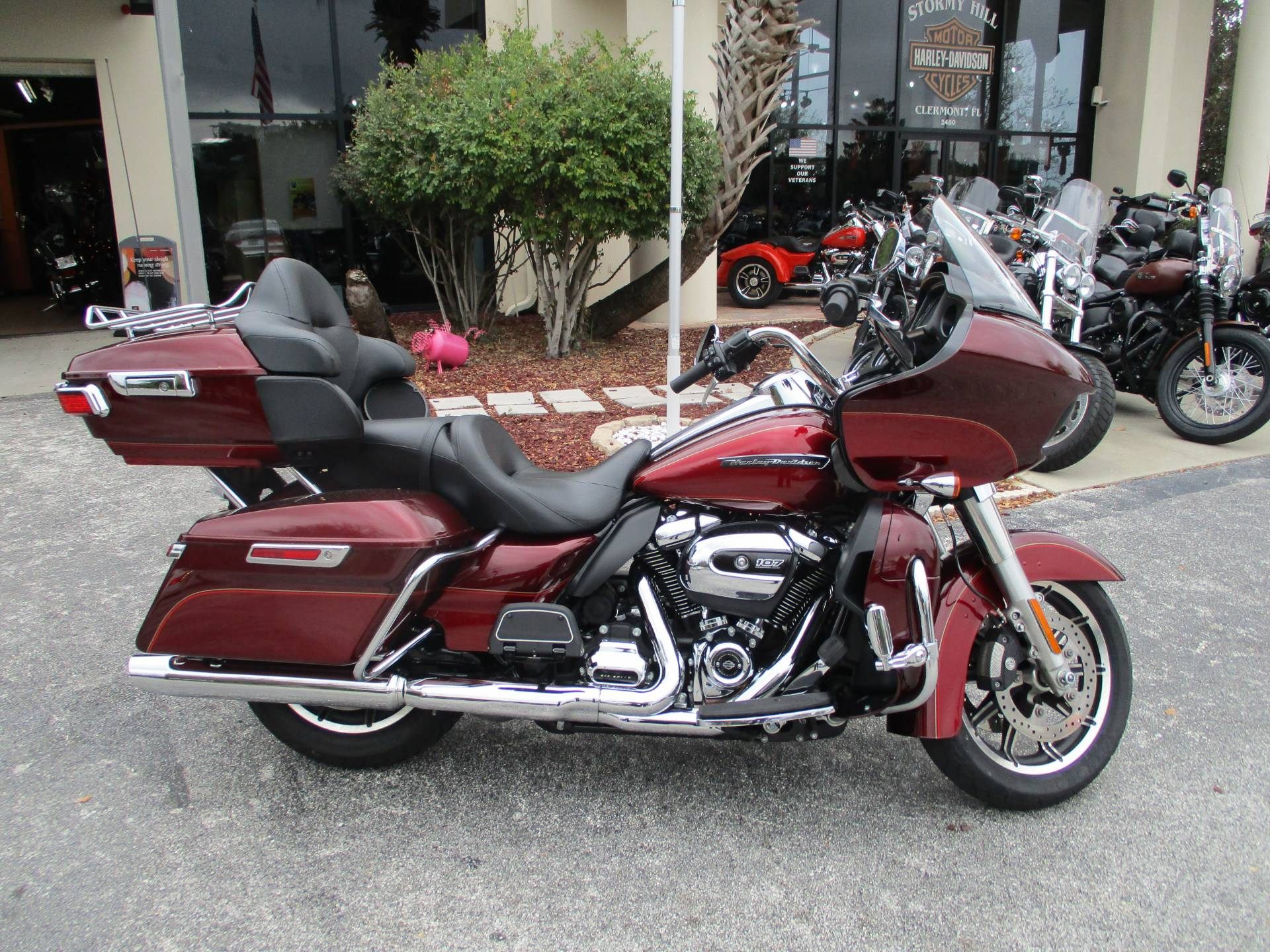 2017 Harley-Davidson Road Glide® Ultra in Clermont, Florida - Photo 1