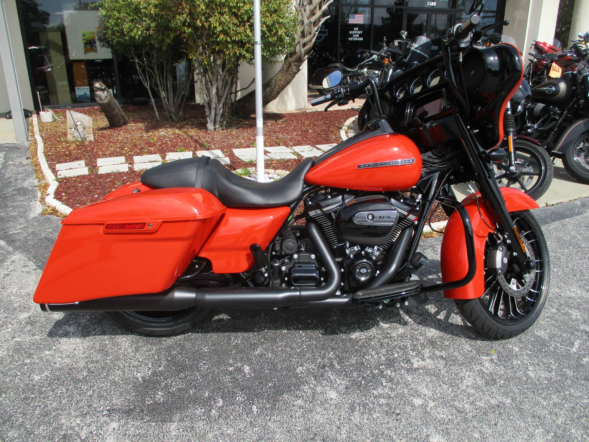 2020 Harley-Davidson Street Glide® Special in Clermont, Florida - Photo 1