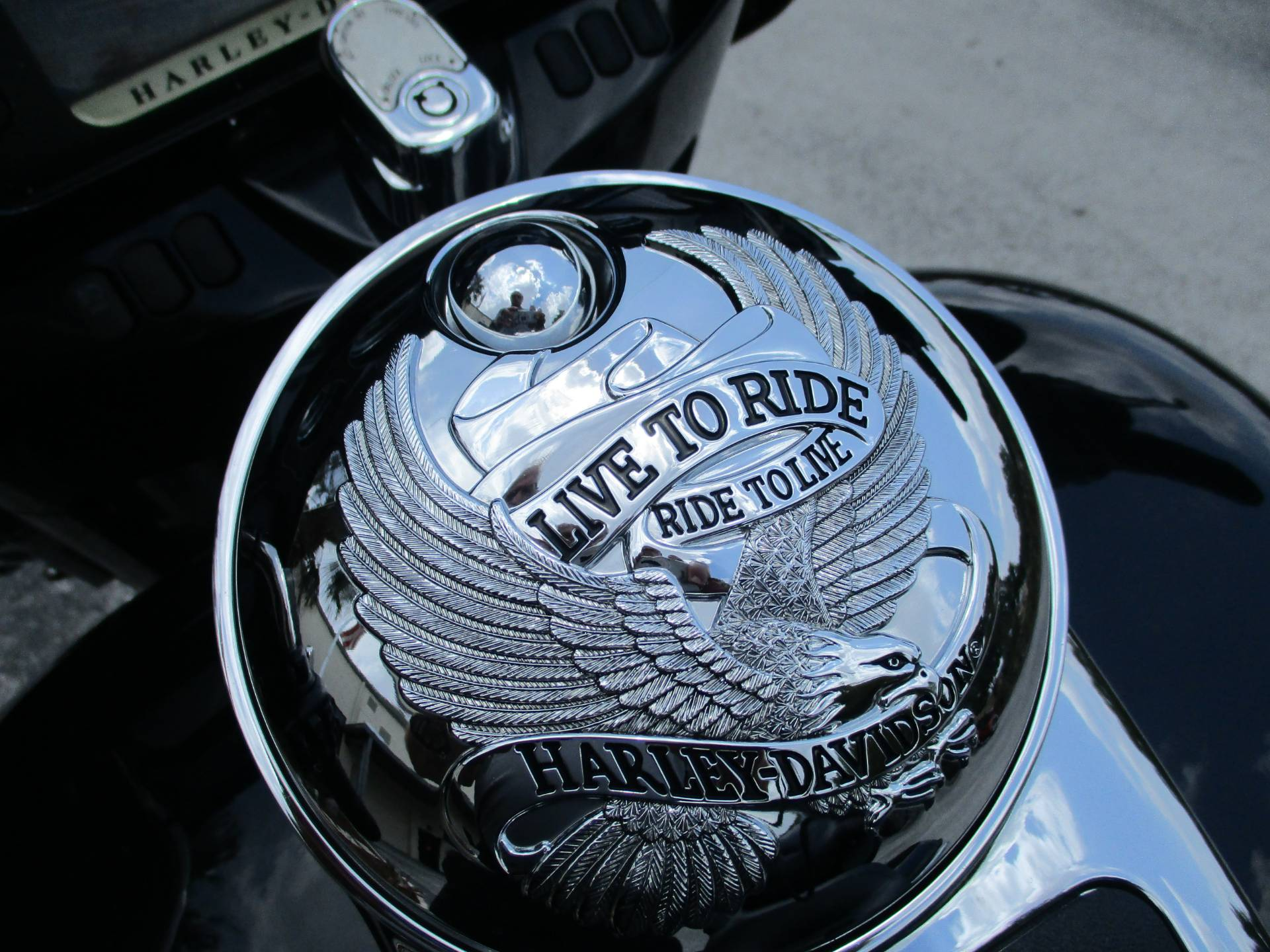 2014 Harley-Davidson Ultra Limited in Clermont, Florida - Photo 9