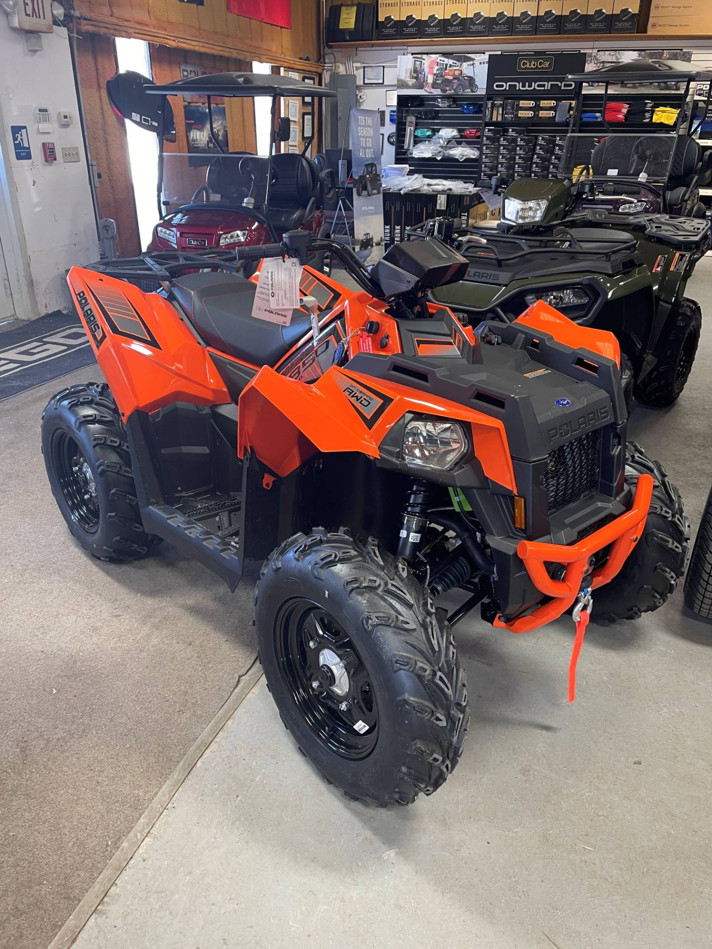 2021 Polaris Scrambler 850 in Pocono Lake, Pennsylvania - Photo 1