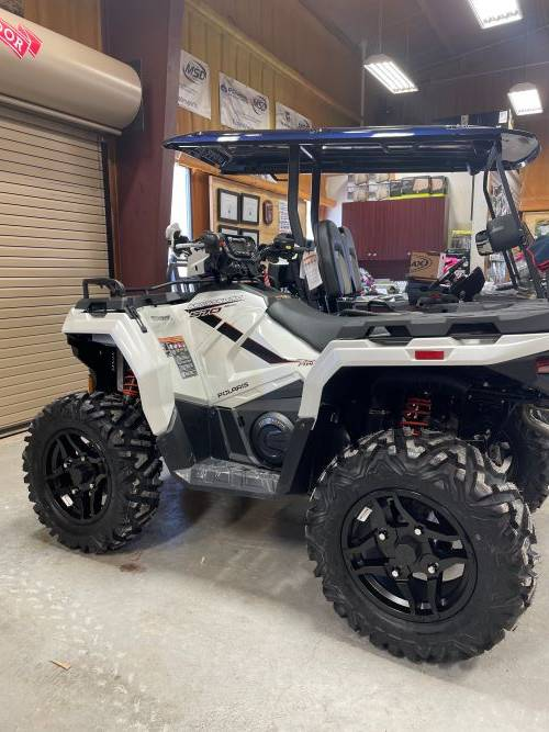 2021 Polaris Sportsman 570 Ultimate Trail Limited Edition in Pocono Lake, Pennsylvania - Photo 2