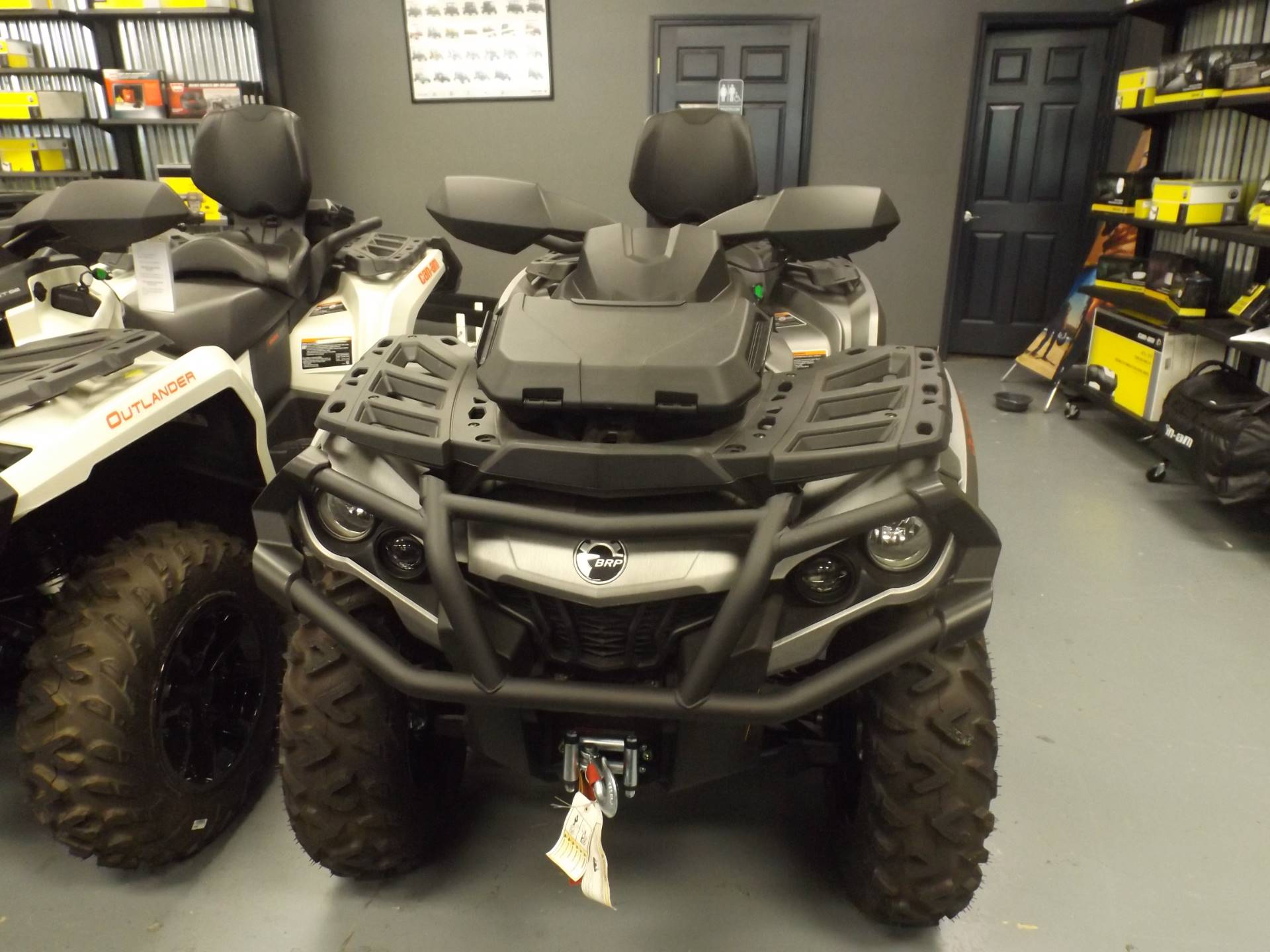 2017 Can-Am Outlander XT 850 in Huntington, West Virginia