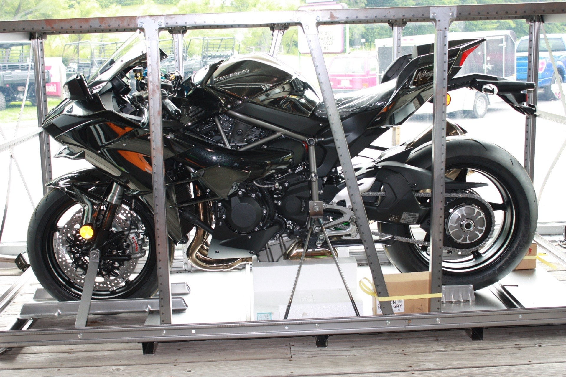 2016 Kawasaki Ninja H2 1