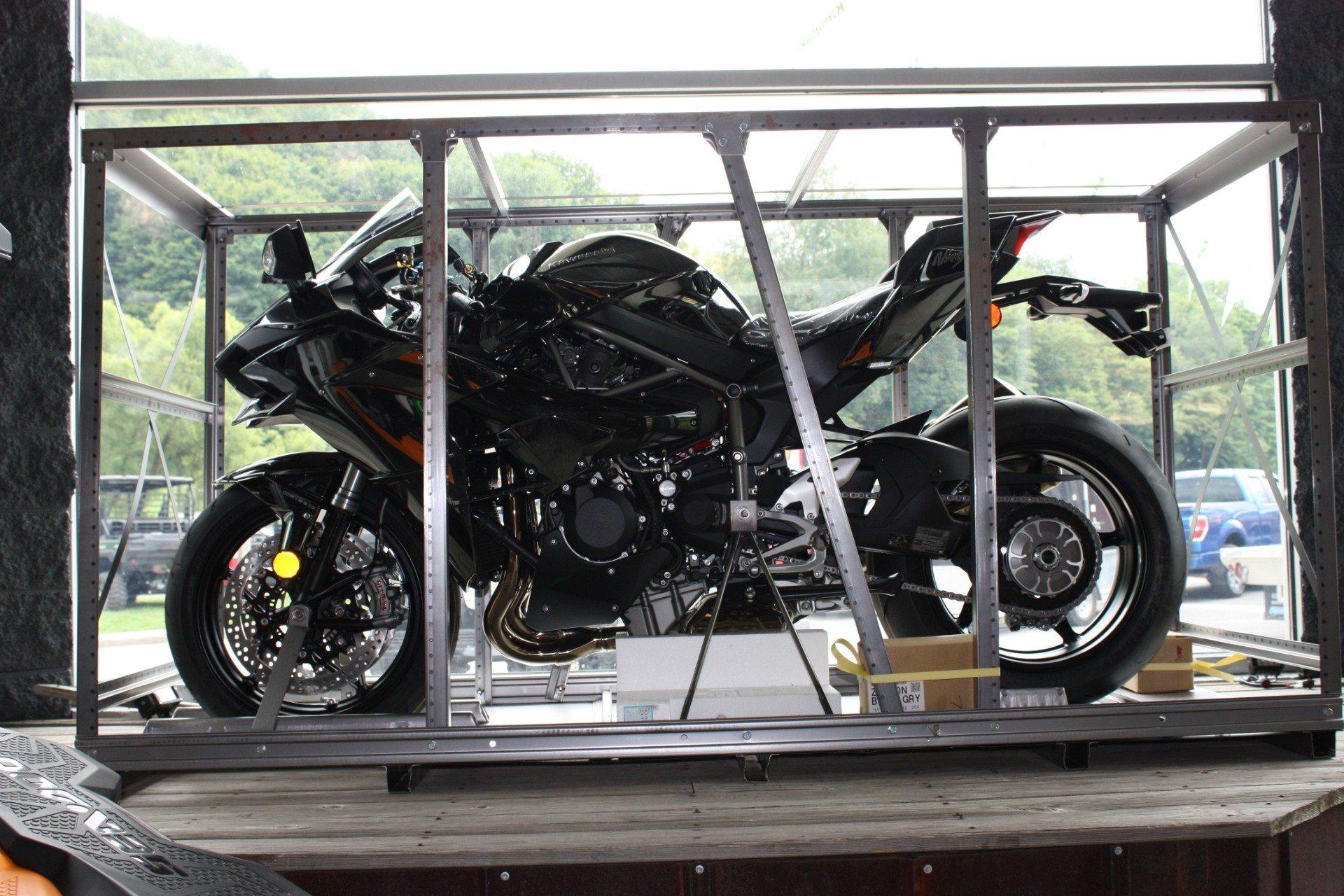 2016 Kawasaki Ninja H2 2