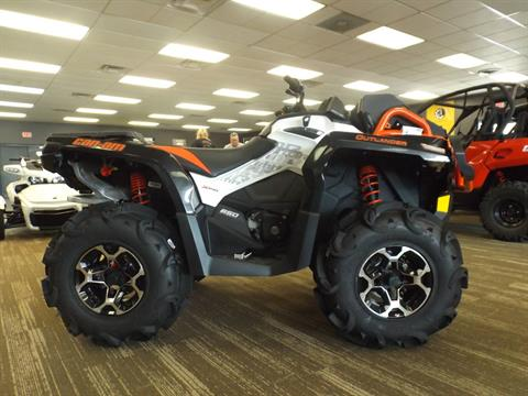 2017 Can-Am Outlander X mr 650 in Huntington, West Virginia