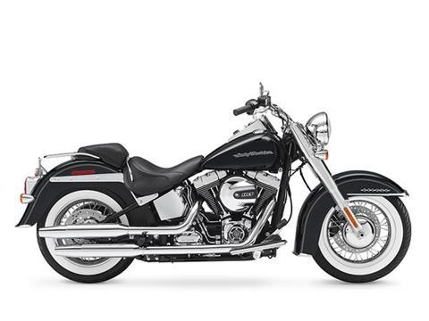 2017 Harley-Davidson Softail® Deluxe in Medford, Oregon