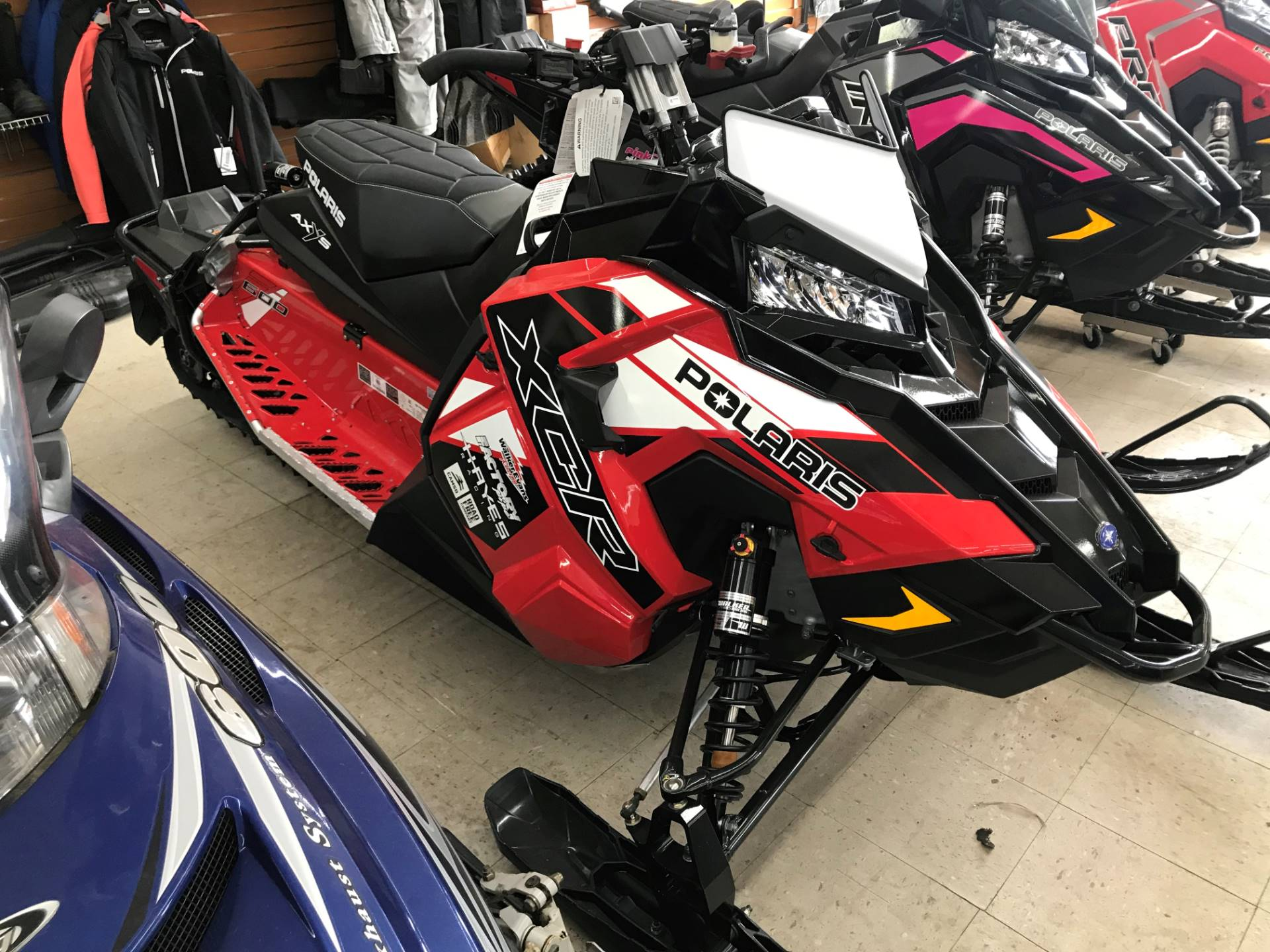 2019 Polaris 600 Switchback XCR 136 SnowCheck Select in Newport, New York - Photo 1
