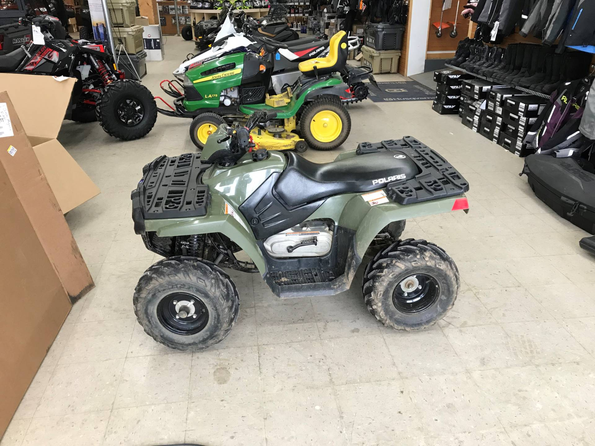 2007 Polaris Sportsman 90 in Newport, New York - Photo 2