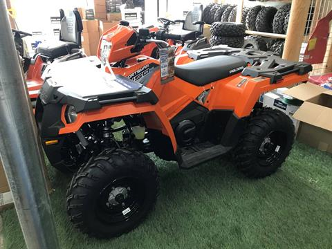 2019 Polaris Sportsman 450 H.O. EPS LE in Newport, New York