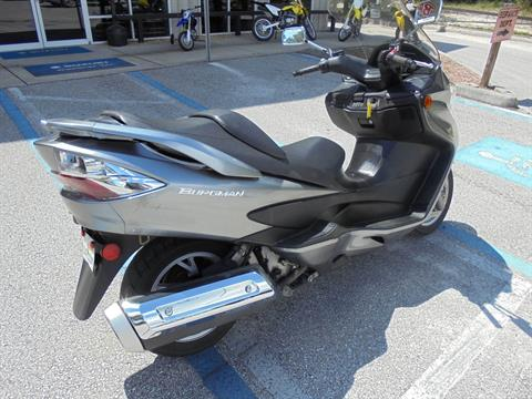 2009 Suzuki Burgman™ 400 ABS in Brooksville, Florida
