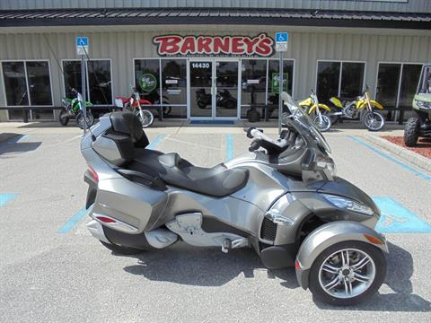 2011 Can-Am Spyder® RT-S SM5 in Brooksville, Florida