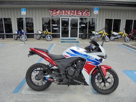 2014 Honda CBR®500R in Brooksville, Florida