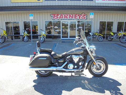 2012 Yamaha V Star 1300 Tourer in Brooksville, Florida