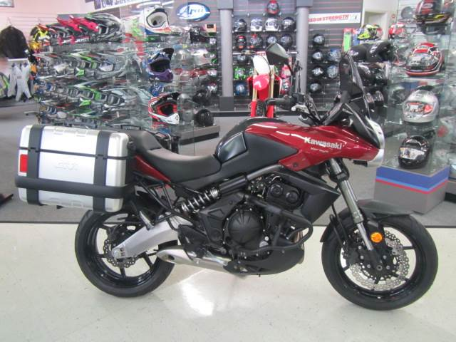 Used 2011 Kawasaki Versys® Motorcycles in Warsaw, IN | Stock Number: N/A