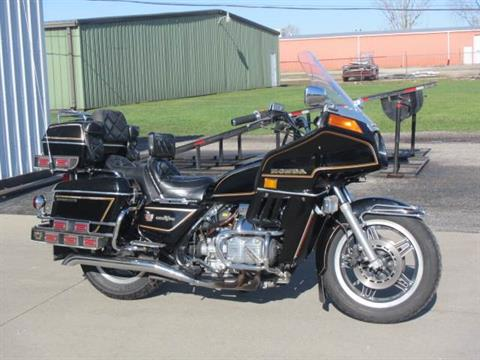 1982 Honda GL1100I GOLDWING INTERSTATE in Warsaw, Indiana