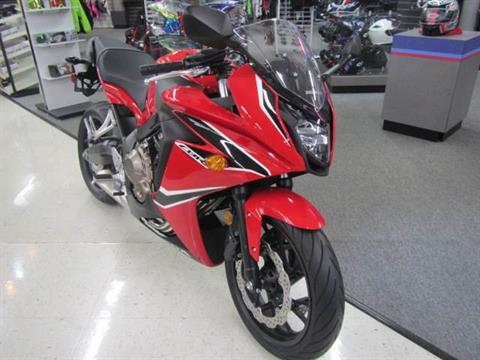 2018 Honda CBR650F in Warsaw, Indiana - Photo 2