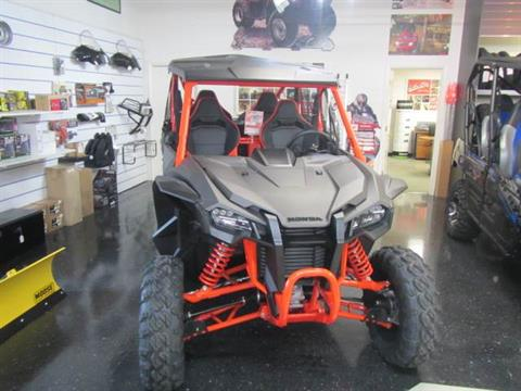 2020 Honda Talon 1000X-4 FOX Live Valve in Warsaw, Indiana - Photo 2