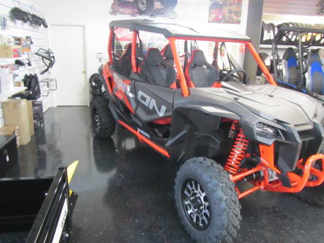 2020 Honda Talon 1000X-4 FOX Live Valve in Warsaw, Indiana - Photo 3