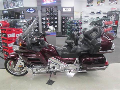 2006 Honda Gold Wing® Premium Audio in Warsaw, Indiana - Photo 1