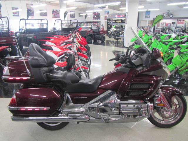 2006 Honda Gold Wing® Premium Audio in Warsaw, Indiana - Photo 2