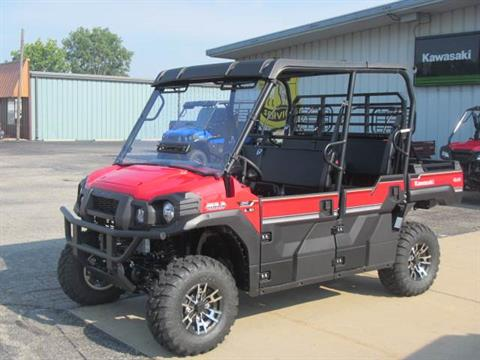 2017 Kawasaki Mule PRO-FXT EPS LE in Warsaw, Indiana
