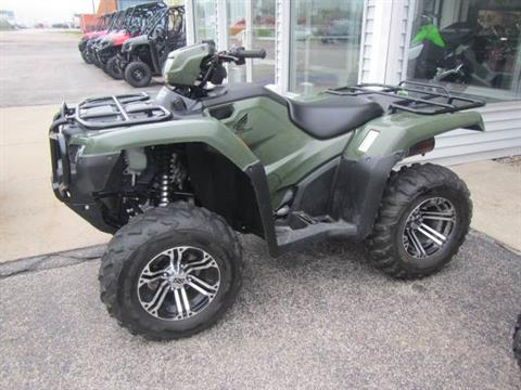 2016 Honda FourTrax Foreman 4x4 Power Steering in Warsaw, Indiana