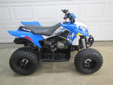 2016 Polaris Outlaw 110 EFI in Warsaw, Indiana