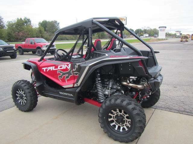 2019 Honda Talon 1000X in Warsaw, Indiana - Photo 2
