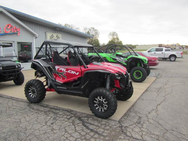 2019 Honda Talon 1000X in Warsaw, Indiana - Photo 4
