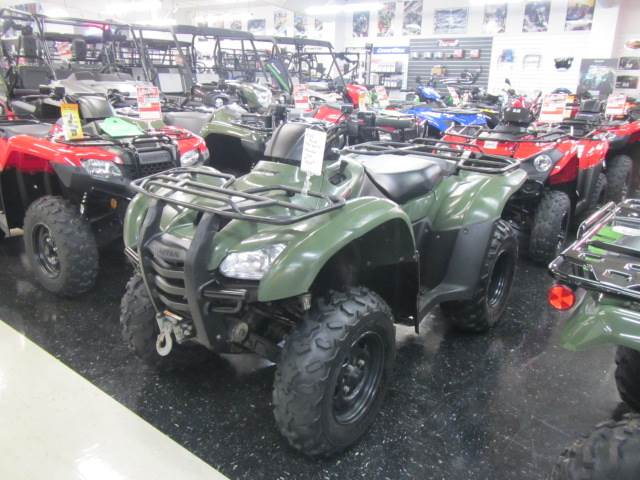 2012 Honda FourTrax® Rancher® 4x4 ES in Warsaw, Indiana - Photo 1