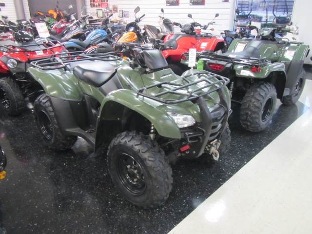 2012 Honda FourTrax® Rancher® 4x4 ES in Warsaw, Indiana - Photo 2