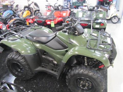 2012 Honda FourTrax® Rancher® 4x4 ES in Warsaw, Indiana - Photo 3