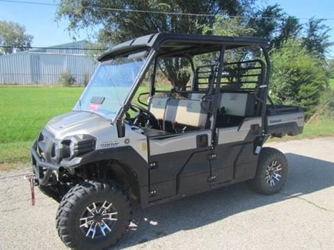 2016 Kawasaki Mule Pro-FXT Ranch Edition in Warsaw, Indiana