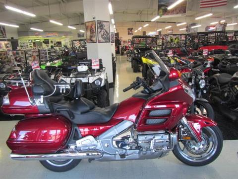 2008 Honda Gold Wing® Premium Audio in Warsaw, Indiana