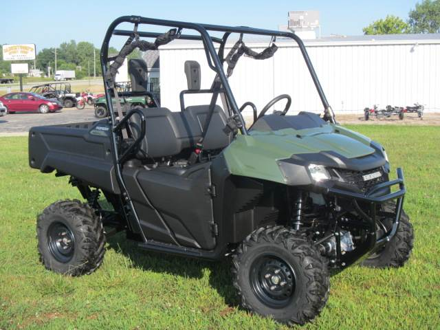 2019 Honda Pioneer 700 in Warsaw, Indiana - Photo 1