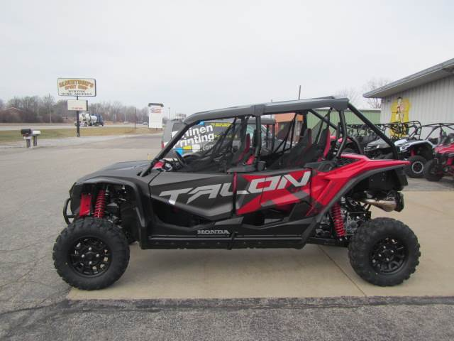 2020 Honda Talon 1000X-4 in Warsaw, Indiana - Photo 2