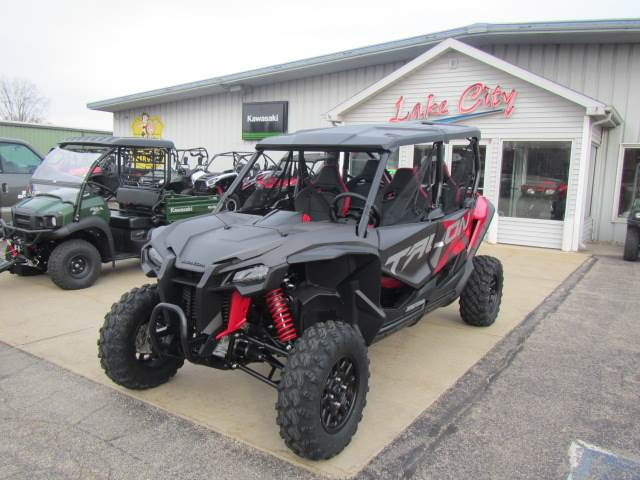 2020 Honda Talon 1000X-4 in Warsaw, Indiana - Photo 3