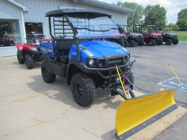 2020 Kawasaki Mule SX 4X4 XC FI in Warsaw, Indiana - Photo 4