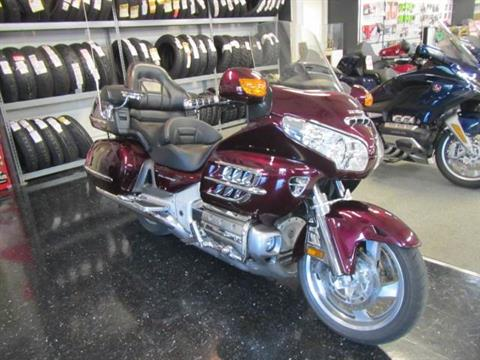 2006 Honda Gold Wing® Audio / Comfort / Navi in Warsaw, Indiana