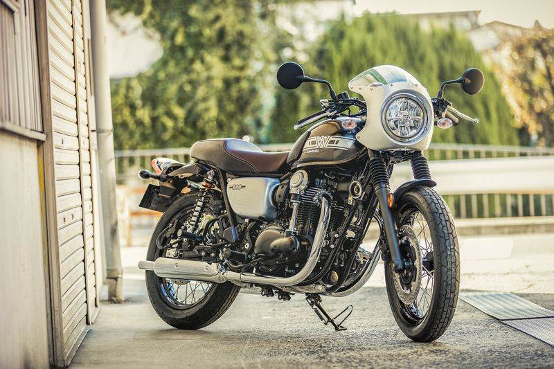 2019 Kawasaki W800 Cafe in Warsaw, Indiana - Photo 7