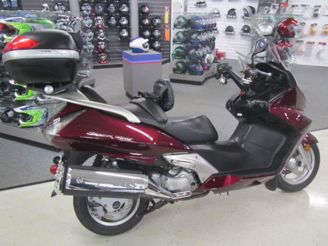 2010 Honda Silver Wing® in Warsaw, Indiana - Photo 3