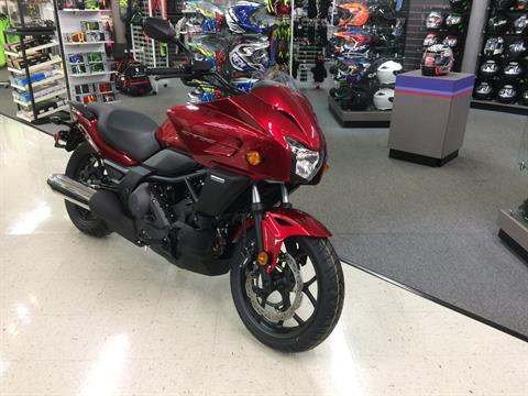 2018 Honda CTX700 DCT in Warsaw, Indiana - Photo 2