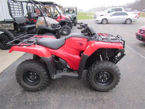 2015 Honda FourTrax® Rancher® ES in Warsaw, Indiana