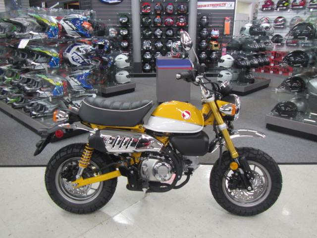 New 2019 Honda Monkey Motorcycles In Warsaw In Stock Number Na