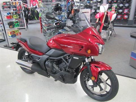 2014 Honda CTX®700 in Warsaw, Indiana