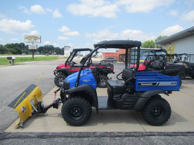 2018 Kawasaki Mule SX 4X4 XC in Warsaw, Indiana - Photo 2