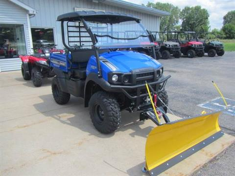 2018 Kawasaki Mule SX 4X4 XC in Warsaw, Indiana - Photo 4