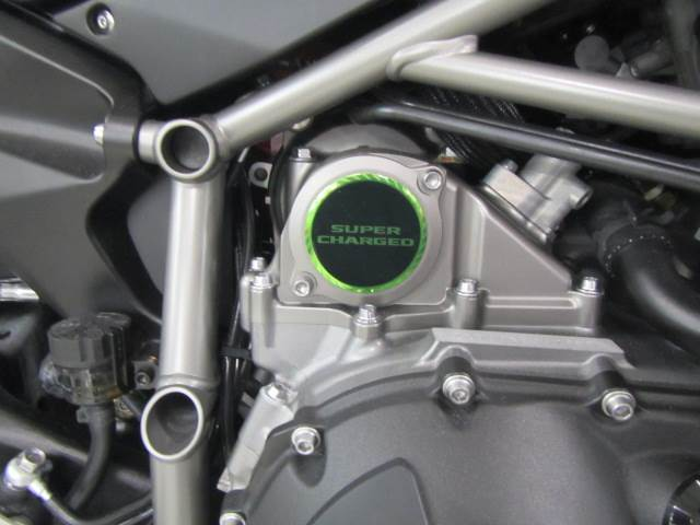 2016 Kawasaki Ninja H2 in Warsaw, Indiana - Photo 2